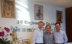 Our Warm Welcome Rheem Manufacturing visit Thailand